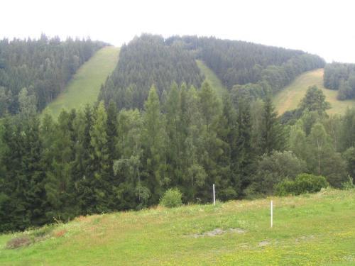 Sjezdovky Kazmarka v létě